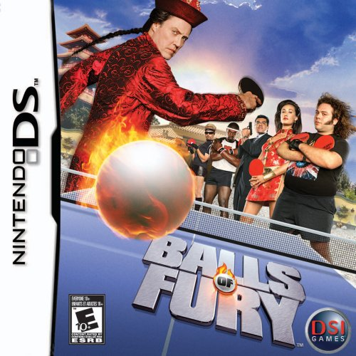 Balls of Fury - Nintendo DS - 1