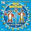 Wild Animals Mix-A-Million 10 Jumbo M…