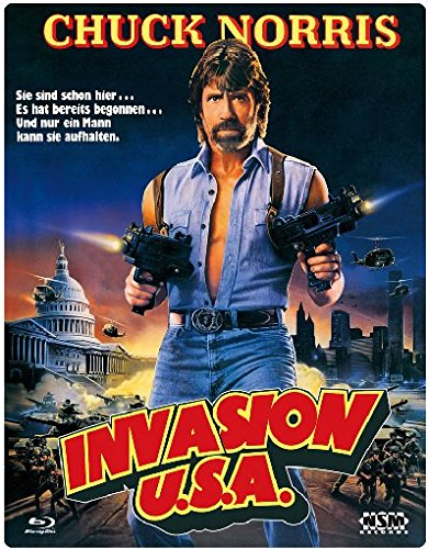 Invasion U.S.A - Uncut - 3D Futurepak [Blu-ray]