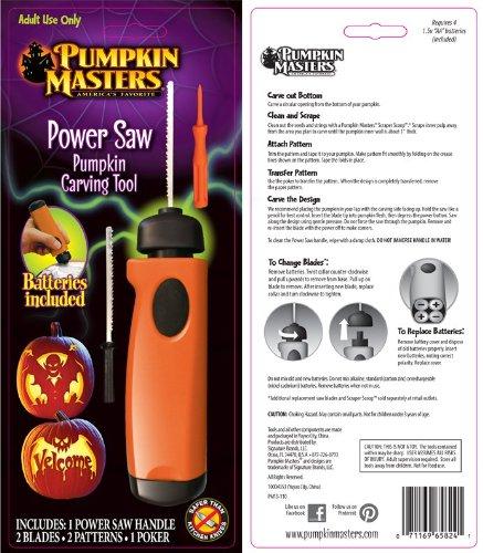"Pumpkin Masters Pumpkin Carver Battery Operated 4"""