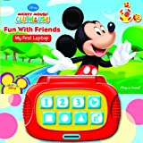 Mickey Mouse Clubhouse My First Laptop (0785317309) by Editors of Publications International Ltd.