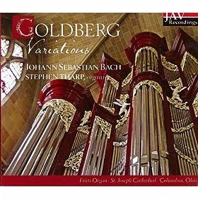 Goldberg Variations: Variatio 14