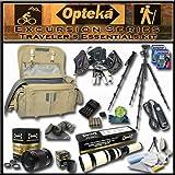 Opteka's Extreme Traveler's