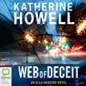 Web of Deceit: Detective Ella Marconi, Book 6 Audiobook by Katherine Howell Narrated by Caroline Lee
