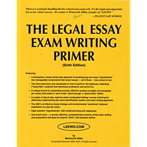 law essay question