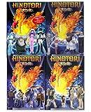 Hinotori - The Phoenix - 4er DVD Set mit Chapter of Dawn, Future; Sun und Revival