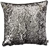 Howard Elliott 2-248 Pillow, 20 by 20-Inch, Silver Fox