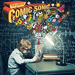 Amazon.com: The Pillows - Comic Sonic [Japan CD] AVCD-48045: Music
