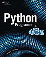 Python Programming for Teens Front Cover