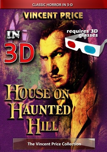House On Haunted Hill DVD Starring Vincent Price