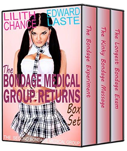 The Bondage Medical Group Returns: Medical BDSM Box Set PDF