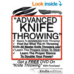 Knife Throwing | Throwing Knives | Knife Throwing For Street Combat Survival