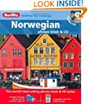 Berlitz: Norwegian Phrase Book & CD (...