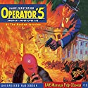 The Masked Invasion: Operator #5, Book 1 (       UNABRIDGED) by Curtis Steele Narrated by Richard Epcar
