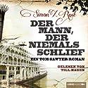 Der Mann, der niemals schlief: Ein Tom-Sawyer-Roman Hörbuch von Simon X. Rost Gesprochen von: Till Hagen