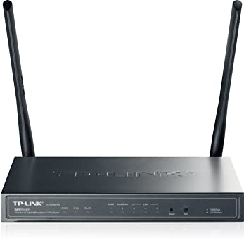 TP-Link SafeStream TL-ER604W - Router inalámbrico de sobremesa