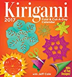 Kirigami Fold & Cut-A-Day 2017 Day-to-Day Calendar (Daytoday)