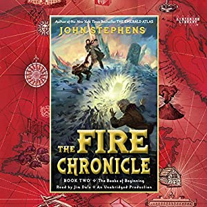 The Fire Chronicle Hörbuch