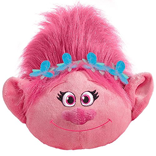 DreamWorks Trolls Pillow Pets - Poppy Stuffed Animal Plush Toy - 61gXv2V 2BHcL - DreamWorks Trolls Pillow Pets Poppy – Official Trolls Stuffed Animal Plush Toy