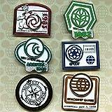 Disney Pin- Epcot Passport Pin Collectors Set 81169