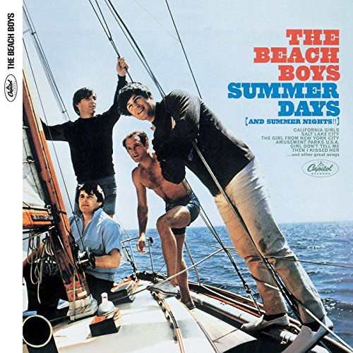 The Beach Boys - Summer Days (And Summer Nights!!)-Beach Boys - Zortam Music