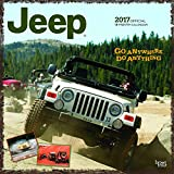 Square Photo New 2017 Jeep Wall Calendar