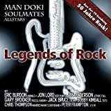 Man Doki Soulmates Allstars: Legends of Rock By Man Doki Soulmates (2012-06-09)