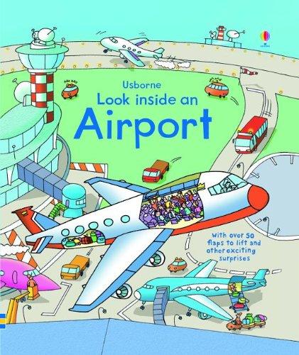 Look Inside an Airport (Look Inside (Usborne)) PDF