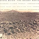 Reich: The Desert Music