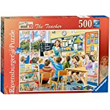 Ravensburger Happy Days at Work No. 11 - The Teacher 500pc Jigsaw Puzzle