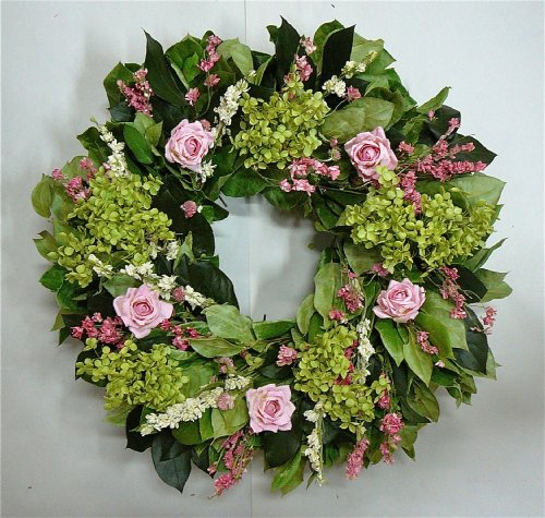 Spring Wreath Annabell The Lush Beauty