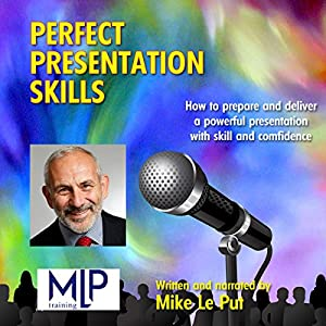 Perfect Presentation Skills Audiobook