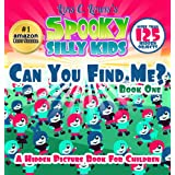 Can You Find Me Hidden Pictures (Monster Books for Kids - Ages 4-7) (Spooky Silly Kids)by Luis C. Lewis