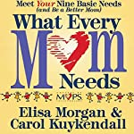 What Every Mom Needs | Elisa Morgan,Carol Kuykendall