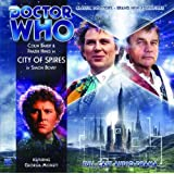 Dr Who City of Spires CD (Dr Who Big Finish) (Doctor Who)by Simon Bovey