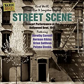Weill, K.: Street Scene (Hollywood Bowl Performance) (1949)