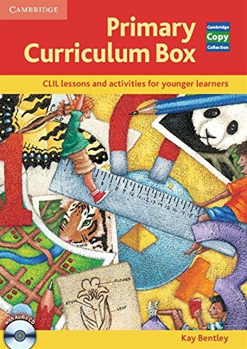 Primary Curriculum Box with Audio CD (Cambridge Copy Collection)