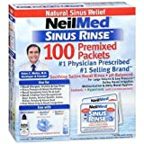Neilmed Sinus Rinse Regular Refill 100 Packets