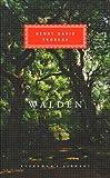 Walden (Everymans Library Classics)