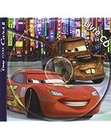 Cars 2, MON PETIT LIVRE CD