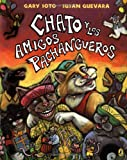 img - for Chato y los amigos pachangueros (Chato (Spanish)) (Spanish Edition) book / textbook / text book