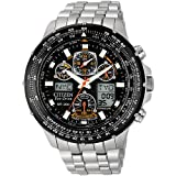 Citizen Men's Eco-Drive Skyhawk A-T Titanium Watch #JY0010-50Eby Citizen