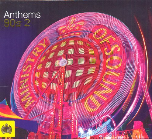 Fitness Dvd Ministry Of Sound: Ministry Of Sound Anthems CD Covers