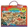 T.S. Shure Prehistoric Dinosaurs Jumbo Floor Puzzle
