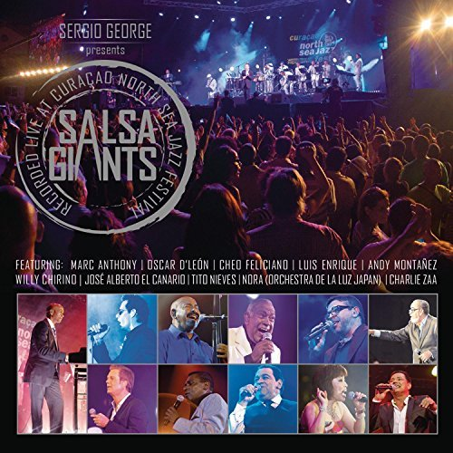 Sergio George Presents Salsa Giants (Live) by Various (2014-08-03) (Salsa Music 2014 compare prices)