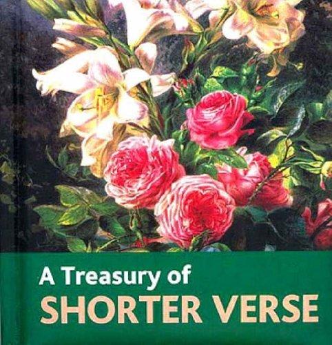 Treasury of Shorter Verse (Book Block Treasury)