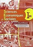 Sciences �conomique et sociales 1re E...