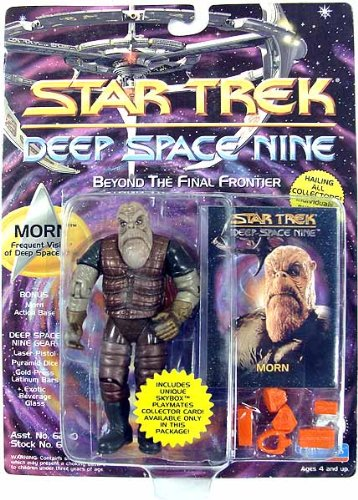 Star Trek Deep Space Nine Morn - 1