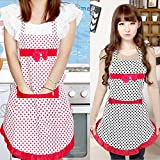1 Piece Premium Quality 'FenFang' Brand Fashionable Designer Apron (Color & Design May Vary)