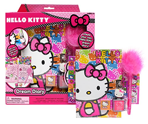 Hello Kitty Dream Diary Kit - 1